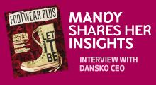 Interview with Dansko Founder
