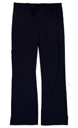 Gigi Navy Stretch Woven