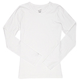 Uma White Jersey Knit