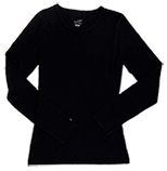 Uma Black Jersey Knit