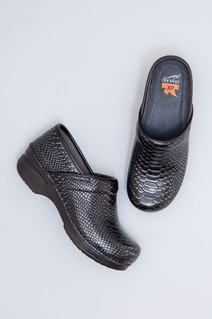 Pro XP Black Caiman Patent from the XP Clog