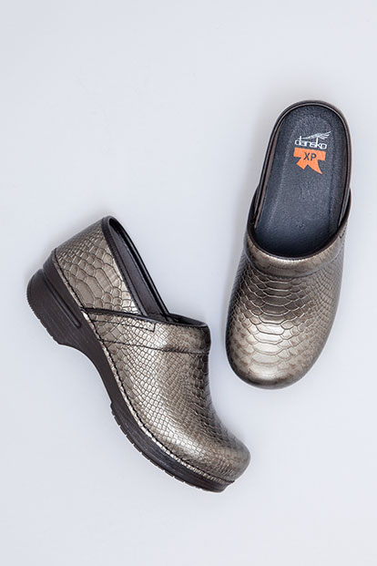 Pro XP Grey Caiman Patent from the XP Clog