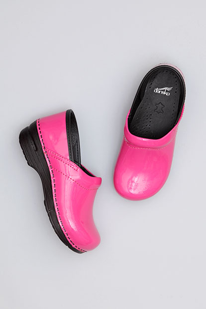 Gitte Bubblegum Patent from the Stapled Clog