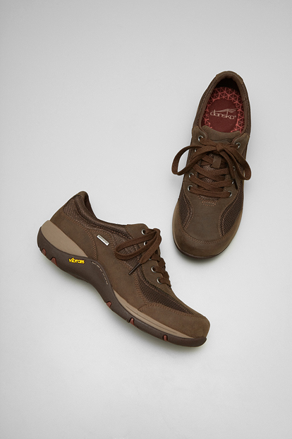 Chantal Brown Milled Nubuck from the Boulder