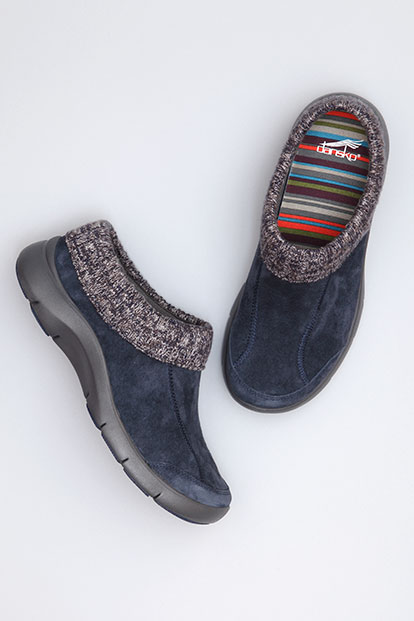 Eartha Navy Suede from the Sedona
