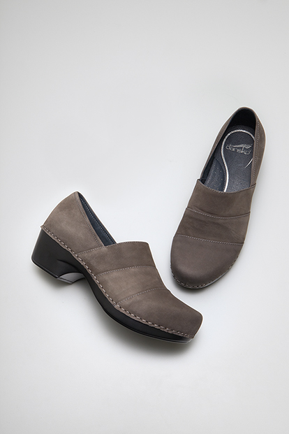 Tenley Grey Nubuck from the Ventura