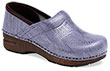 Gitte Lilac Moray Leather