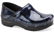 Wide Pro Blue Marbled Patent