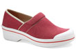 Volley Red Canvas