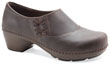 Stacie Brown Oiled nubuck