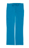 Gina Teal Stretch Woven a Pants from the Healthcare collection.