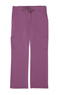 Gina Purple Stretch Woven a Pants from the Healthcare collection.