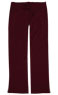 Gina Wine Stretch Woven a Pants from the Healthcare collection.
