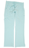 Gigi Seafoam Stretch Woven a Pants from the Healthcare collection.
