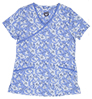 Gwen Lily Ceil Printed Cotton a Layers from the Healthcare Apparel collection.