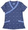 Gwen Ceil Multi Printed Cotton a Layers from the Healthcare Apparel collection.