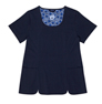 Geri Navy Stretch Woven a Tops from the Healthcare collection.