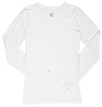 Uma White Jersey Knit a Layers from the Healthcare Apparel collection.