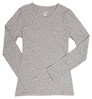Uma Heather Grey Jersey Knit a Layers from the Healthcare Apparel collection.