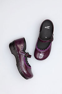 Jill/Purple Patent