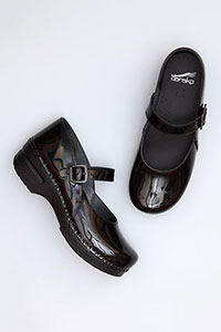 Maryjane/Black Patent