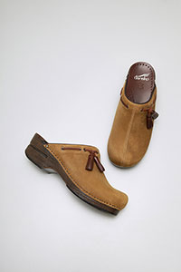 Shannon Natural Milled Nubuck