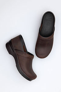 Wide Pro (Men) Antique Brown Oiled