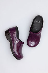 Gitte Purple Patent