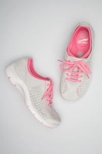 Elise/Grey Pink Suede