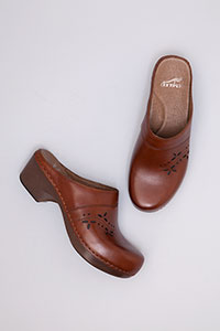Trina Cognac Burnished Full Grain