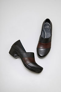 Tenley/Black Brown Nappa