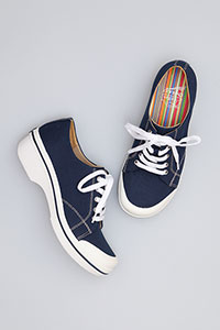 Veda True Navy Canvas