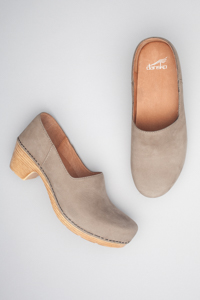 Marisol Taupe Milled Nubuck