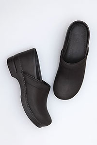 Narrow Pro (Men) Black Oiled