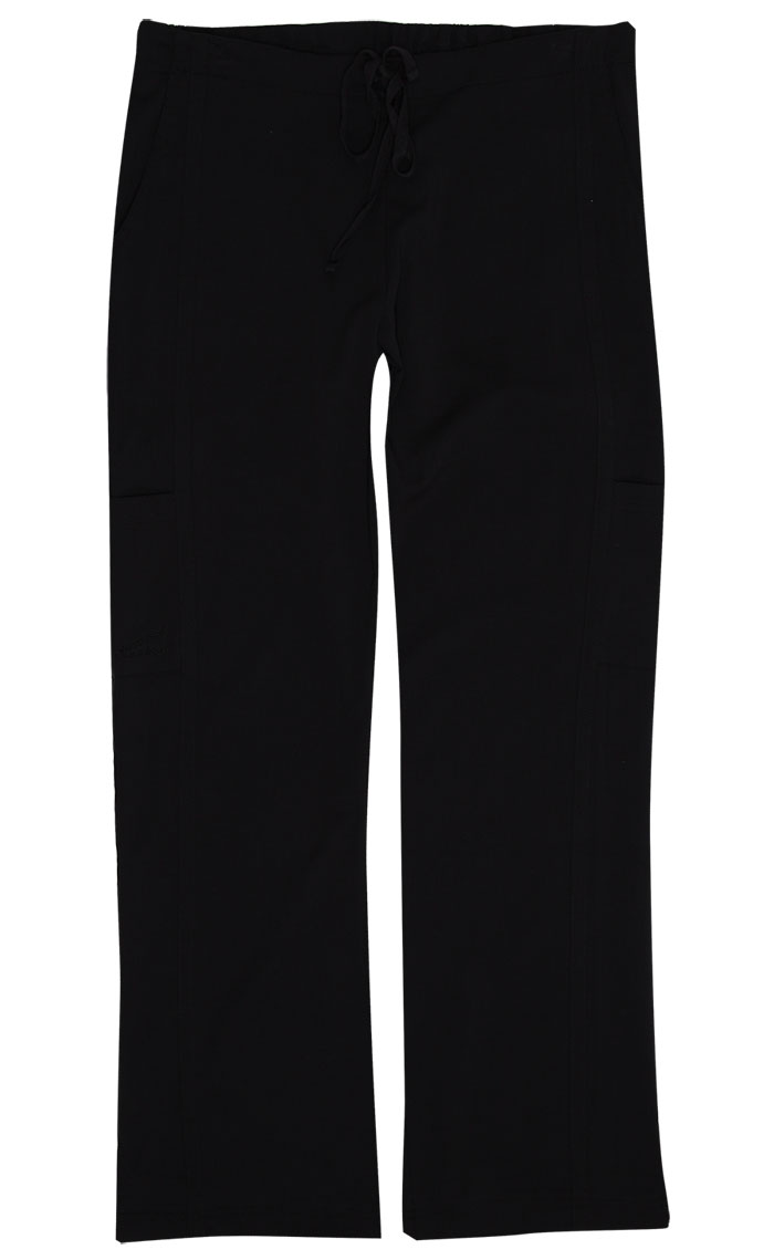Gina Black Stretch Woven Tall