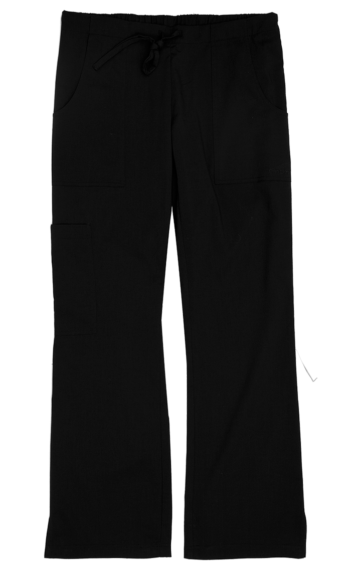 Gigi Black Stretch Woven Petite