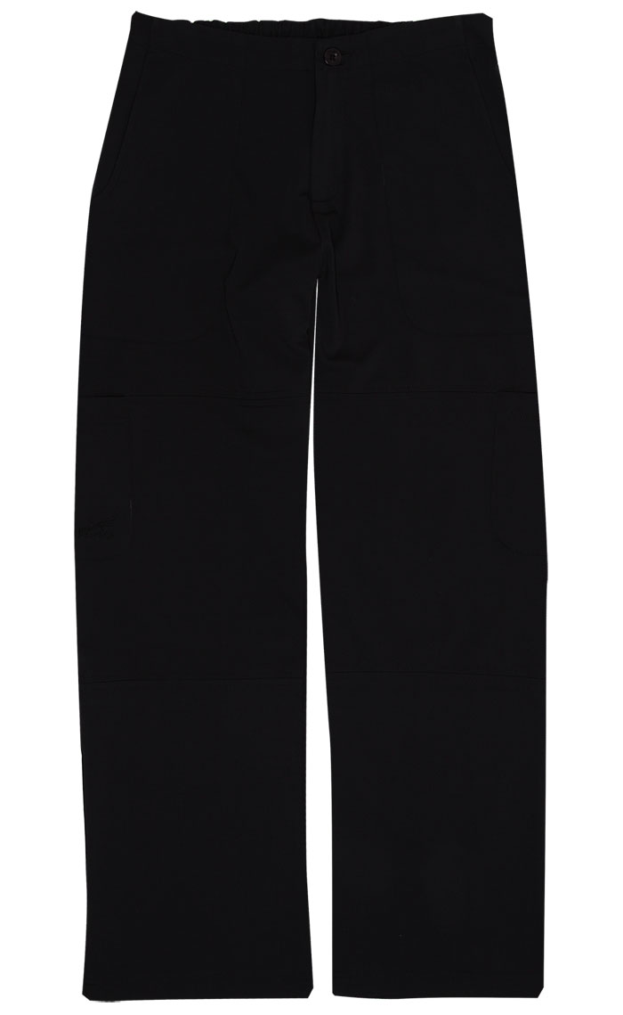 Drew Black Stretch Woven Tall