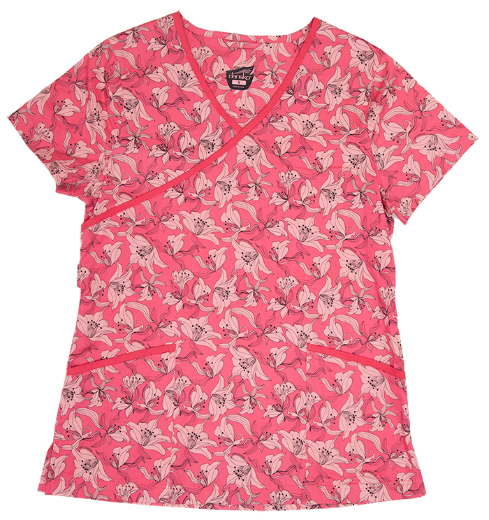 Gwen Lily Camelia Printed Cotton