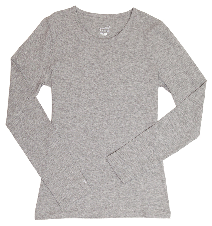 Uma Heather Grey Jersey Knit