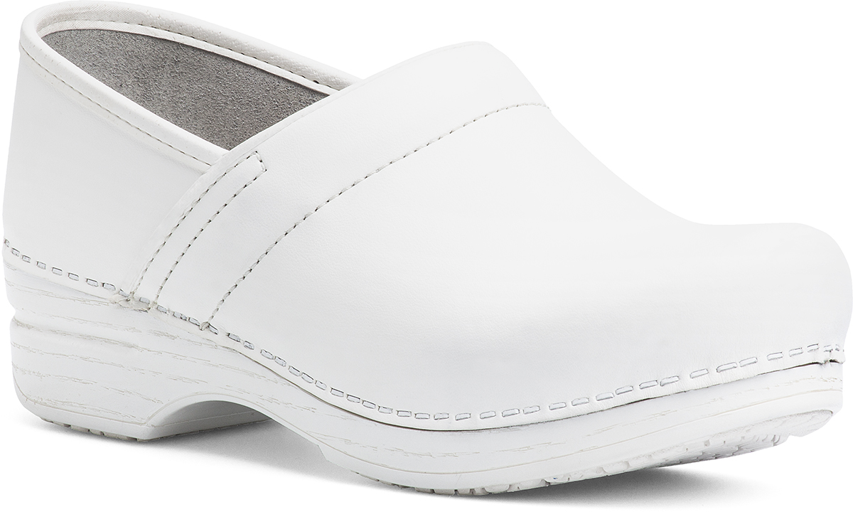 The Dansko White Box From Pro Xp Collection