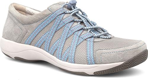WomensHonorSneakers  inGreySuedeLeather
