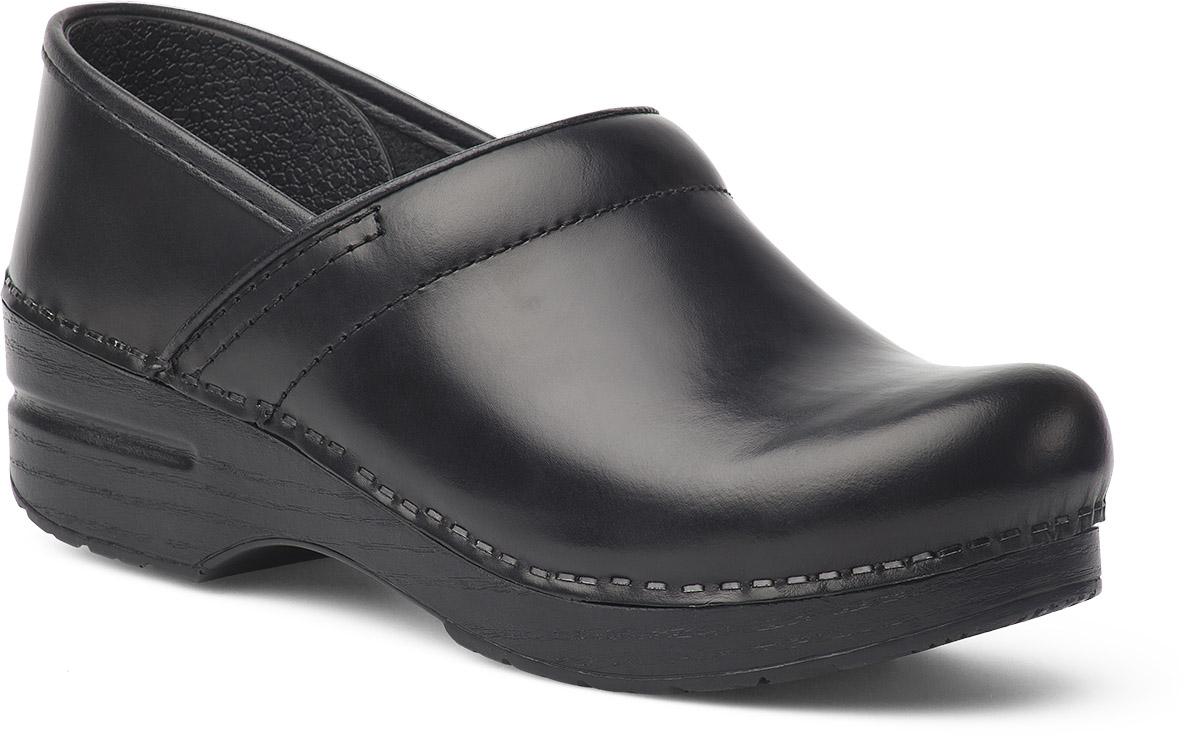Black dansko sandals - Wide Pro Black Cabrio