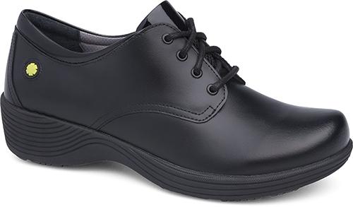 WomensCosmosSneakers  inBlackLeather