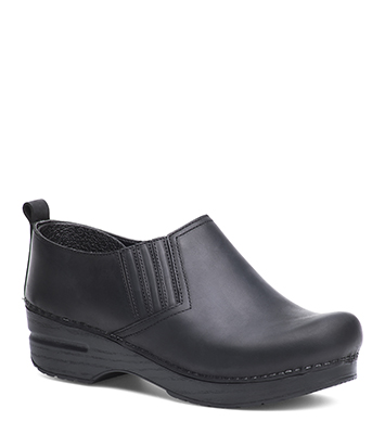 Piet Black Oiled from the Stapled Clog