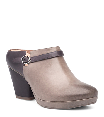 Malissa Stone Burnished Calf from the Marbella