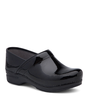 Pro XP Black Patent from the XP Clog