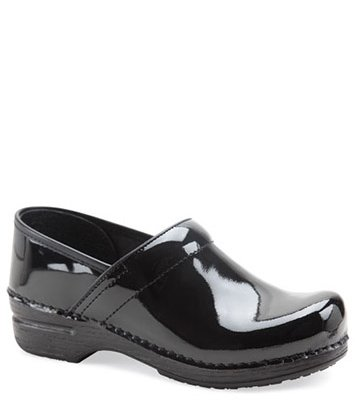 Wide Pro XP Black Patent from the XP Clog