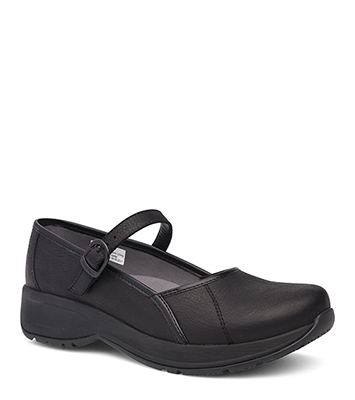 Steffi Black Tumbled Pull Up from the Sport Clog
