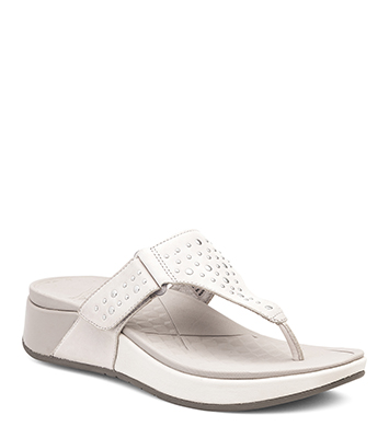 d09cc09330ac The Dansko Ivory Nubuck from the Catalina collection.