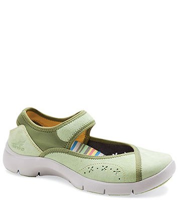 Emmy Green Suede from the Sedona